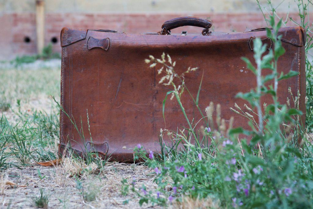 Immagine di valigia per Laboratorio Ritorni/Nostoi - Un viaggio nella memoria