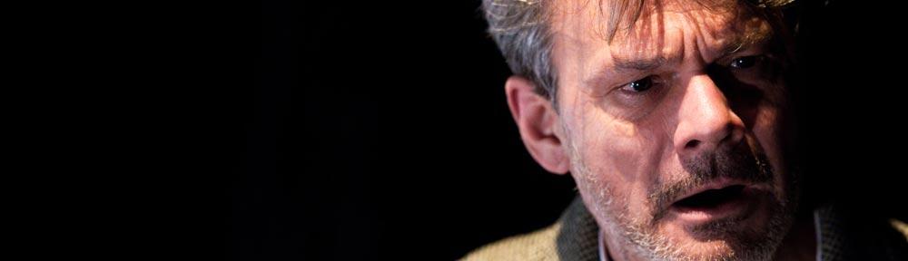 Stefano Randisi, attore e regista