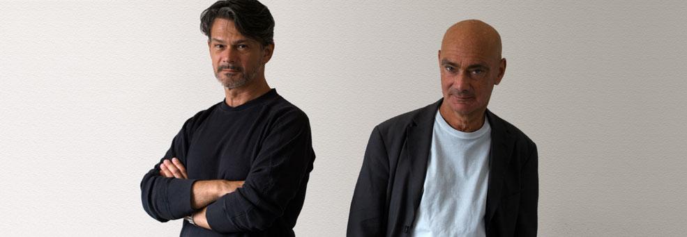 Enzo Vetrano e Stefano Randisi