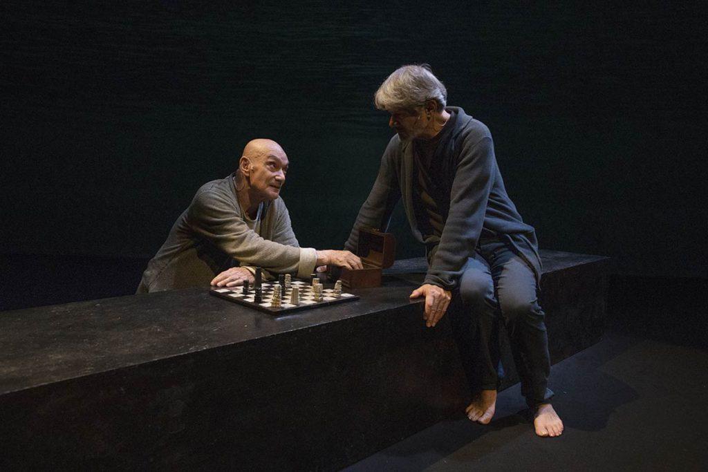 Quando la vita ti viene a trovare - Dialogo tra Lucrezio e Seneca