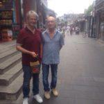 Totò e Vicé a Pechino