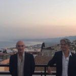 Totò e Vicé al Taormina Film Festival